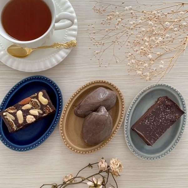 チョコ3種